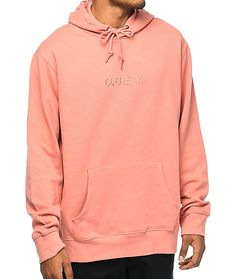 Obey Type Rose Hoodie at Zumiez : PDP
