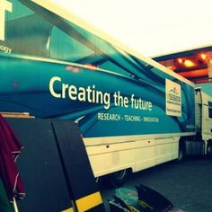 Creating the Future at FSG Prime Event. :)
