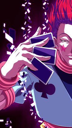 Evil Anime, Anime Demon, Hunter Anime, Hunter X Hunter, Hisoka, Anime Naruto, Manga Anime, Cool Anime Pictures, Anime Wallpaper Phone