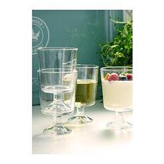 godis glass clear glass. Black Bedroom Furniture Sets. Home Design Ideas