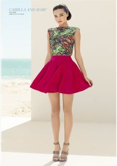 Cool skirt  David Jones  Spring Summer Design Edit