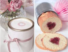 Kuchen in Dose Valentines Diy, Happy Valentines Day, Cake In A Can, Sweet Bakery, Cupcakes, Valentine's Day Diy, Hostess Gifts, Baking, Recipes