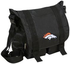 NFL Denver Broncos Diaper Bag by Concept 1. $39.99. Concept One NFL Denver Broncos Diaper Bag