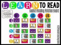 Kick Start Guided Reading!