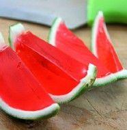 Watermelon Jello Shots-2