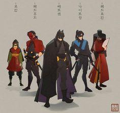 Ninja family~
