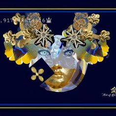 Art of BlueStar - Barock XL. - Barock/Versailles, Fotocollage