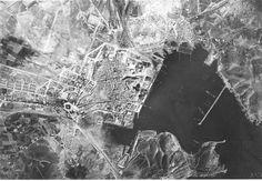 Ricognizione aerea bombardamento Cartagena