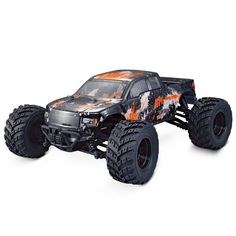 RCBuying supply HBX 12813 Brushed Rc Car Big Foot Off-road Vehicle Model RTR Toy sale online,best price and shipping fast worldwide. Rc Remote, Remote Control Cars, Radio Control, Rc Car Shop, Uganda, Pie Grande, Rc Cars And Trucks, Rc Autos, Off Road