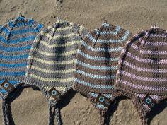 Eskimo Sommermützen aus reiner Baumwolle von Blumenkind