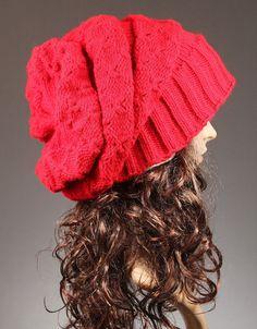 Slouchy Beanie Women's Knit Hat Winter Hat Winter Beanie от VONANA