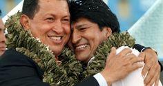 DESPUÉS DE CHULEARNOS BASTANTE! Evo Morales: Le dije muchas veces a Chávez que cambiara la economía