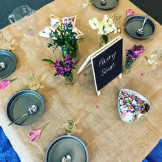 Fairy Soup ~ An invitation to play with water, flowers and sequins. Lots of chopping, mixing and imagination Reggio Classroom, Australian Bush, Play Day, Messy Play, Water Play, Water Flowers, Mellow Yellow, Mythical Creatures, Early Childhood