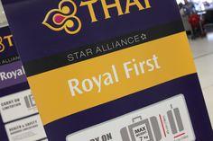 Review: Thai Airways New Royal First Class 747-400 Sydney - Bangkok - http://youhavebeenupgraded.boardingarea.com/2014/05/thaifirstsydneybangkok/