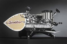 Speedster Espresso Machine #yesplease #coffee