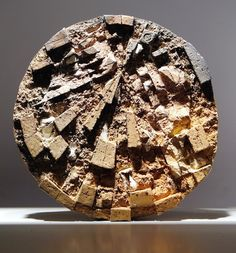 Art | Martin McWilliam's Archeological Chiseled Ceramics