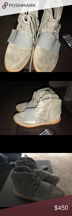 adidas yeezy 750 boost grey gum size 10.5 adidas sneakers