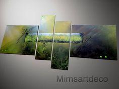 Tableaux vert Campagne Desktop Screenshot, Aquarium, Painting, Gray, Modern Art Deco, Goldfish Bowl, Fish Tank, Painting Art, Paintings