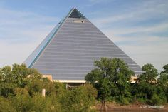 Memphis -- Pyramid