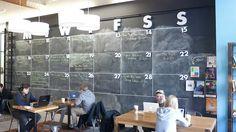 Next Door Café. Para profesionales sin oficina.