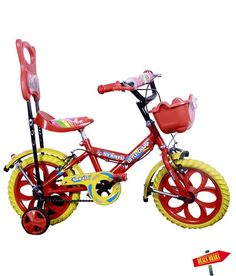 Ny Bikes Red 14t Little Champ Bicycle for 1399
