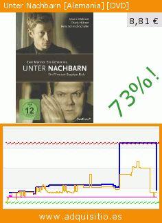 Unter Nachbarn [Alemania] [DVD] (DVD). Baja 73%! Precio actual 8,81 €, el precio anterior fue de 32,36 €. https://www.adquisitio.es/universum-film-gmbh/unter-nachbarn-alemania