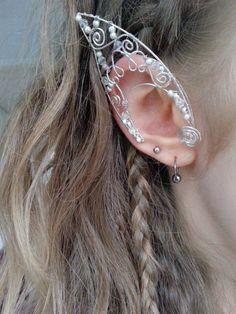 Faery orejas orejas de elfo puños de Faery por CreationsOfStarlight