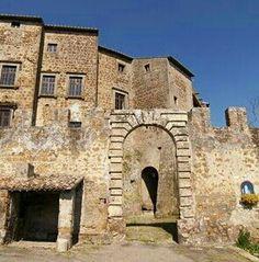 Castello di Montecalvello, Viterbo...been there!