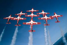 The Snow Birds, stationed at the Canadian Airforce Base, Moose Jaw, Saskatchewan, Canada - I love the flybys they do in Ottawa every Canada Day :) Cool Countries, Countries Of The World, Ottawa, British Columbia, Ontario, All About Canada, Canadian Things, Saskatchewan Canada, Canada Eh