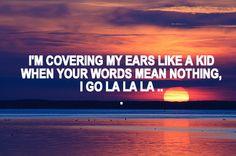 lyrics,song,la la la,naughty boy,song,quotes,distance,hate