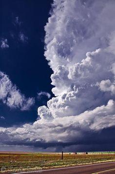 November Magic - Southwestern Oklahoma by octokat Beautiful Sky, Beautiful World, Beautiful Landscapes, Landscape Art, Landscape Photography, Nature Photography, Storm Clouds, Sky And Clouds, Natur Wallpaper