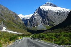 World's #1 ultimate drive - Milford Road, NZ