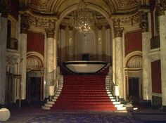 Old Boston Opera House with seating for 2600 was built as a vaudeville house by new ...