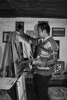 Bernardo Santiago Angeles, estudio Tepatepec, Hgo.