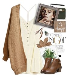 ~Summer to Fall Layering II~ by amethyst0818 on Polyvore featuring polyvore fashion style Current/Elliott Pottery Barn Belle Maison Bliss Studio clothing