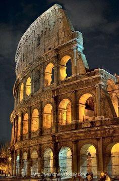 Colosseum | Rome, Italy