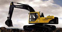 Escavadeira de esteiras Volvo EC290B Prime - Características e benefícios