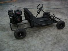 Go-Karts by Mike - New, Used, Refurbished Go-Karts, Scooters, Dirt Bikes, Body Karts - Photos 5 http://www.gokartsbymike.com/photos_5.htm