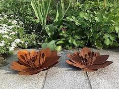 billedresultat for rost eisen deko garten | rust jern i haven, Gartenarbeit ideen