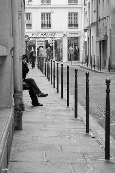 Street Life in Paris
