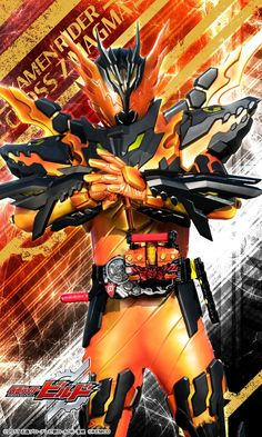 Kamen Rider Cross-Z Magma Form KEMCO Official Kamen Rider Decade, Kamen Rider Series, Power Ragers, Kamen Rider Drive, Battle Chasers, Sonic Fan Characters, Hero Time, Masked Man, Poses