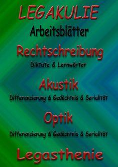 Dyskalkulie-Legakulie-Sabine-Eckhardt-Arbeitsblatt-PDF | Rechnen ...