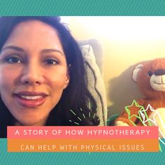 Here is the story of how Hypnotherapy helped one of my clients to heal a physical condition. #medicalhypnosis #hypnosis #hypnotherapy