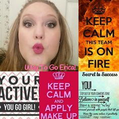 Join a team that has endless encouragement!  We are all about uplifting and empowering women! #younique #loveyourjob #keepcalm