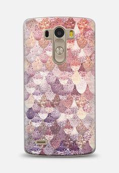 LILY ROSE MERMAID 2 by Monika Strigel METALUX LG G3 case by Monika Strigel   Casetify