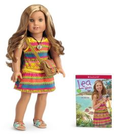 Welcome Lea: American Girl's 2016 Girl of the Year | The Shopping Mama