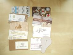 cool business cards shared by hellomyfriend