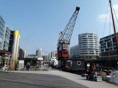Malreise Hamburg – unser erster Tag in der Hafencity | Malreise Hamburg – eine wunderbare Kombination alte Schiffe und moderne Architektur (c) Frank Koebsch
