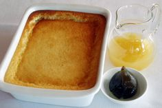 Buttermilk pudding with orange sauce (karringmelk poeding met lemoensous) | Rainbow Cooking