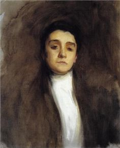 Eleanora Duse - John Singer Sargent